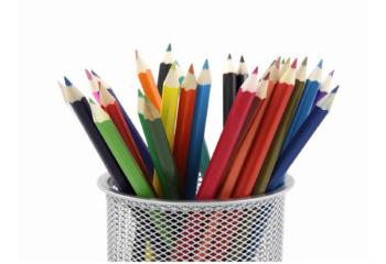 Colored Pencils Edit