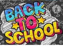 New Day Fellowship Church Back-to-School Flyer Post